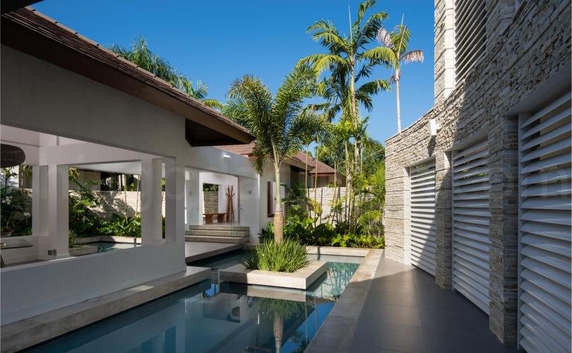 Casa Zee Exclusive Villa Rental Caribbean Golf Property