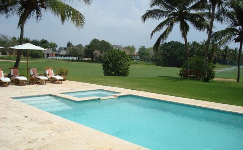 Exclusive Villa Rental Caribbean Golf Property Luxury