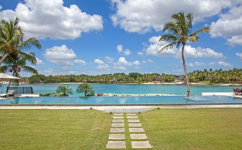 oceanfront property for rent in Casa de Campo